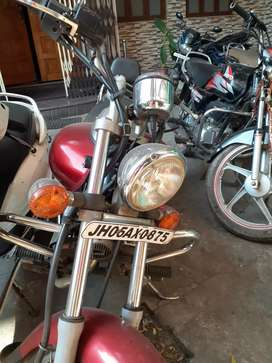 Bajaj avenger new model with almost new look