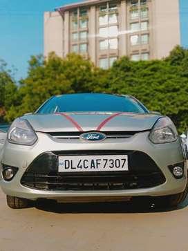 Ford Figo Duratec Petrol EXI 1.2, 2010, Petrol