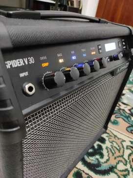 Ampli Gitar Line Spider V30 BT/TT HP