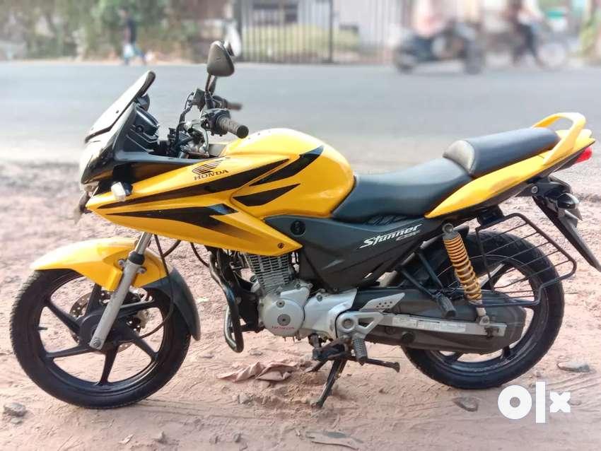 Honda cb stunner 2009 0