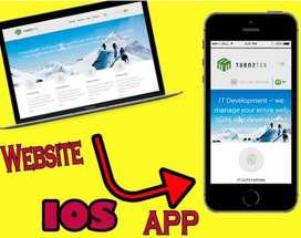 Website & Mobile App Developer