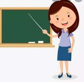 I'm an online maths, music teacher.