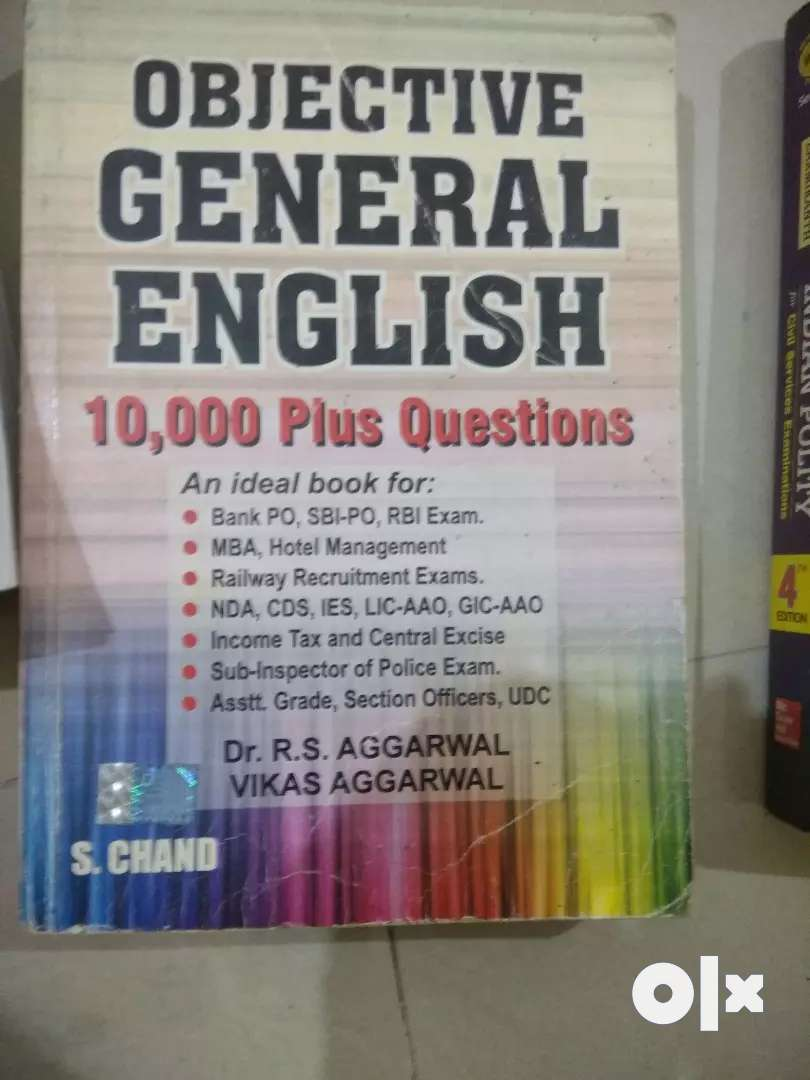 English for competitive exams 0