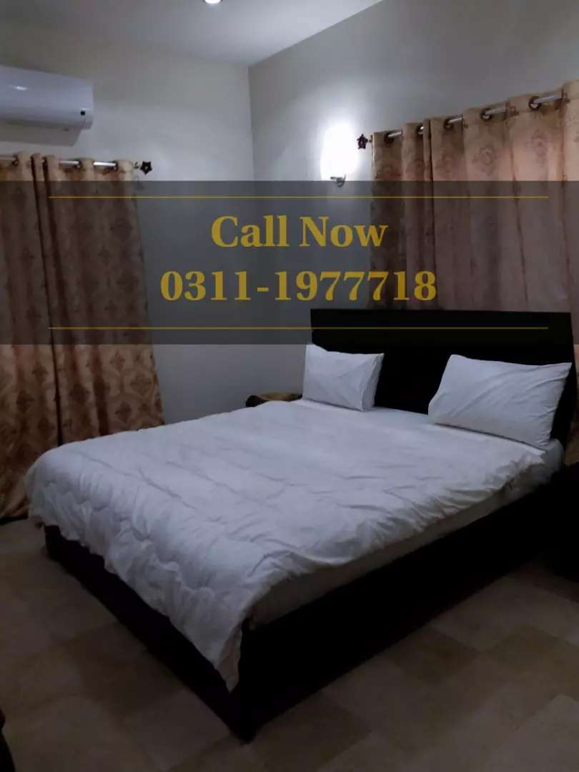 Guest House For Short & Long Terms in Karachi 0