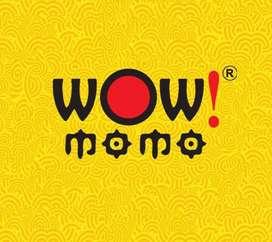 Cashier ( WOW MOMO)