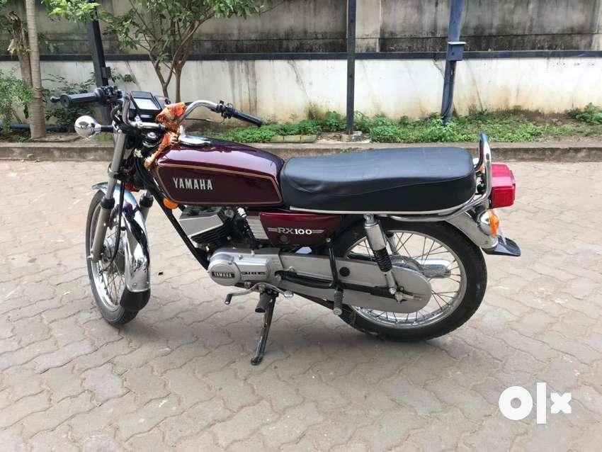 Yamaha RX100 0