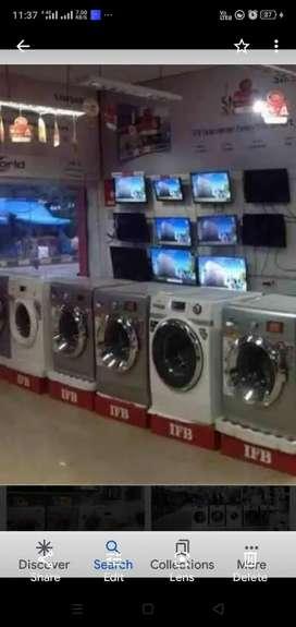 Led TV, Washing machine,Air conditioner,Air Purifier