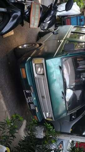 Dijual mobil suzuki carry extra Alexander troper  thn 1996 .
