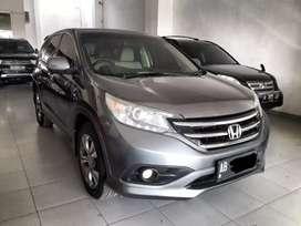 Honda Cr-v 2.4 2013 Langsung Terima A/n