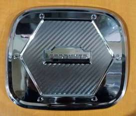 tank cover elegant all new FORTUNER ( kikim variasi paris )