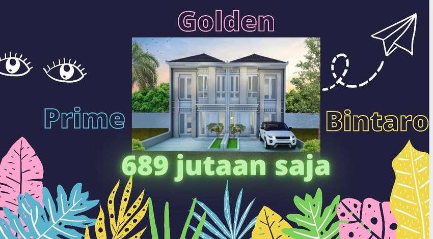 Hunian Mewah paling murah Se bintaro Golden Prime Bintaro 0
