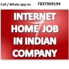 Part Time Home Based Work | Spend 2-3 Hrs Earn Huge Income