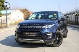 Land Rover Discovery HSE, 2016, Petrol