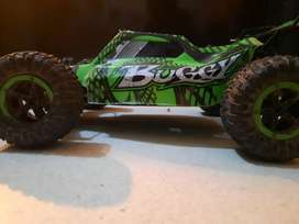Racer car with remote control