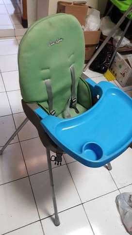 CocoLatte Kursi makan Bayi