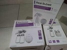 Real bubee pompa ASI electric dan manual