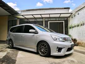 Nissan All New Grand Livina 2013 Matic