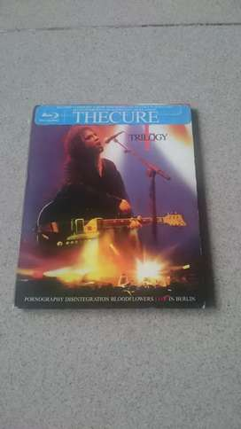 Bluray Musik The Cure.