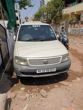 Tata Safari 2008 Diesel 80000 Km Driven