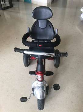 Baby & Kids Tricycle - 2 to 5 years