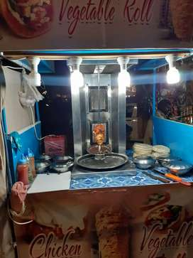 Shawarma Counter For Sell