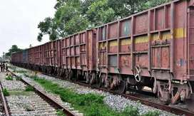 Need Security Guard in Goods Train (Under Contractor)