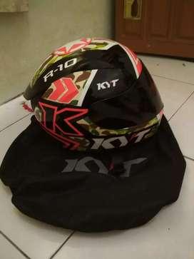 KYT R10 Corak Army
