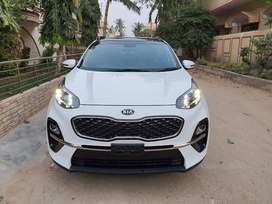 Kia Sportage .. on Installment