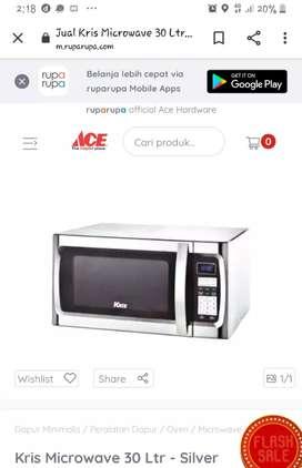 Microwave merk kris