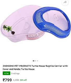 Turtle house at cheap cost