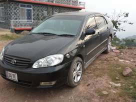 I want to sale my corolla se saloon