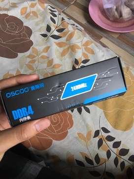 DIJUAL RAM 4 gb DDR 4 2400mhz