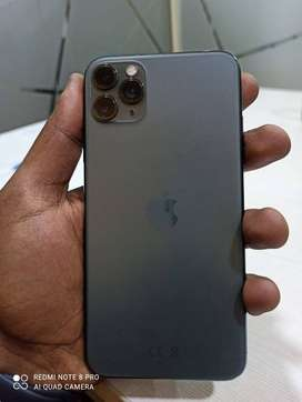 * I PHONE 11 PRO IS AVAILABLE IN MINT WORKING CONDITION WITH BILL**
