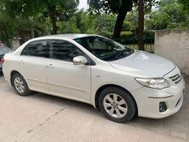 Toyota Corolla Altis 2011 Petrol Well Maintained