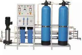 Ro water plants new machines