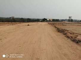 H m d a approved open flats at Warangal highway