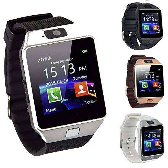 Online Wholesales Smart Watches with SIM Card Slot Bluetooth Notificat 0