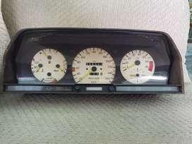 Spedometer mercy 190 E versi AMG
