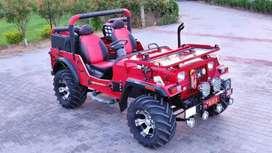 Modify jeep rahul