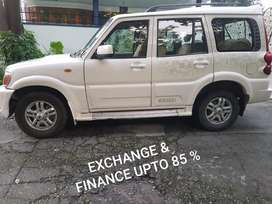 Mahindra Scorpio VLX 4WD Airbag BS-IV, 2014, Diesel