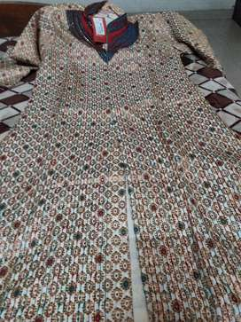 Men's sherwani medium fit to height 5 feet 9 inches approximately