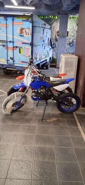 Motor Cross 110cc sporty