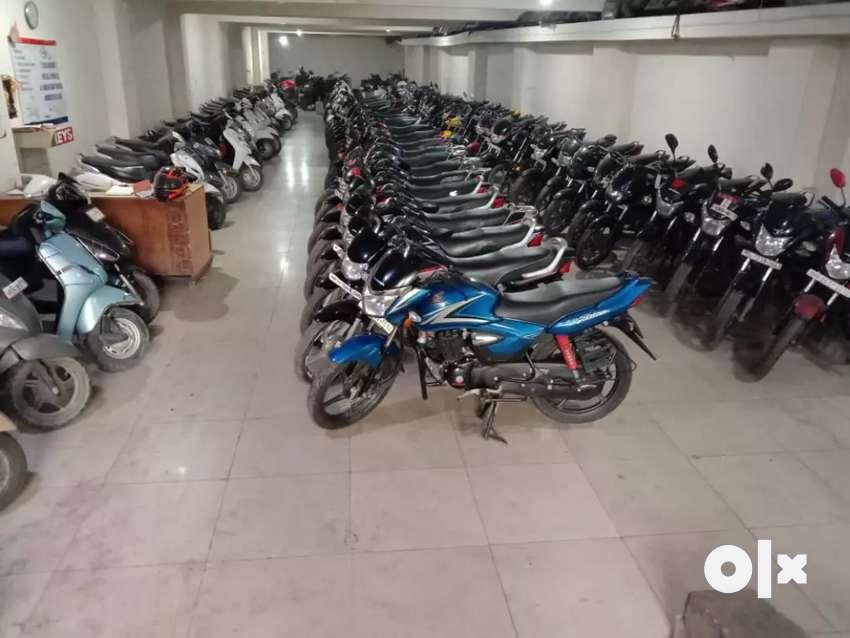 Bike/Scooty  10,000 starting 0