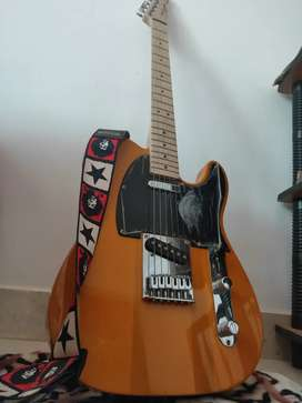 Electric Guitar Fender Squire Telecaster New