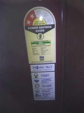 New  Hier Company fridge