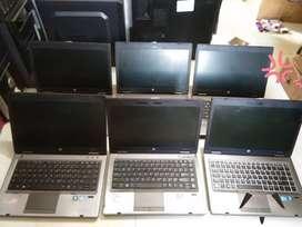 HP dell lenovo refurbished I5 laptops