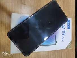 Excellent condition Vivo V15 pro under warranty