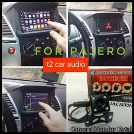 Dvd 2din for PAJERO android link led 7inc full hd harga grosir sby