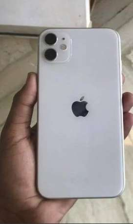 **I PHONE 11 IS AVAILABLE IN GOOD WORKING CONDITION  WITH BILL*