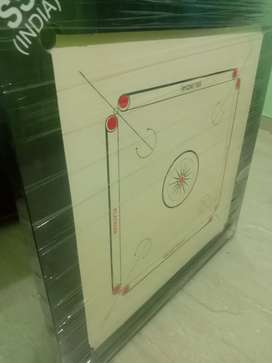 Brand new Difficult pocket Carrom board full size 44*44 inch